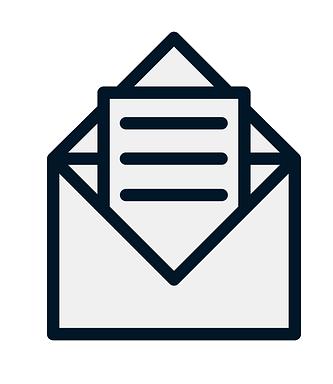 Mensagem icone